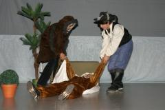 2007 Gut gebrüllt Löwe