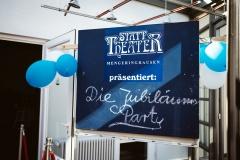 STATT-Theater Jubiläum 25 Jahre<br/>Foto: Mark Zähler